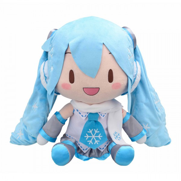 Vocaloid - Hatsune Miku Plüschi / Snow Miku 2010 Version: Sega