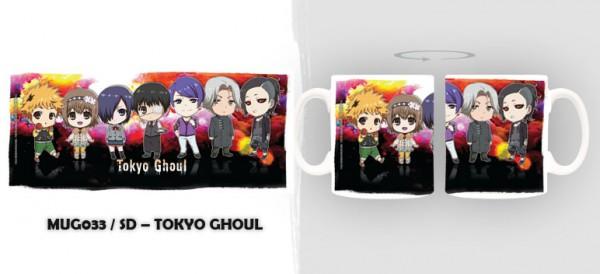 Tokyo Ghoul - Tasse / Chibi : Unekorn