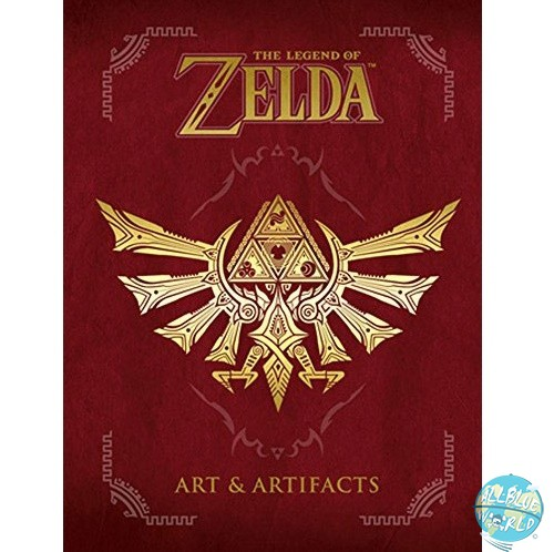 The Legend of Zelda - Artbook - Art & Artifacts: Dark Horse