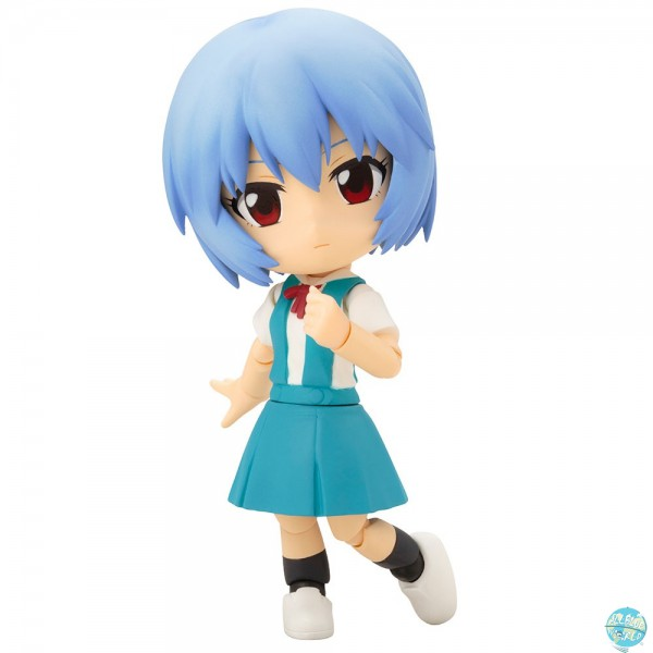 Evangelion 2.0 You Can (Not) Advance - Rei Ayanami Actionfigur - Cu-Poche: Kotobukiya