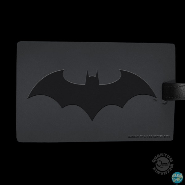DC Comics - Batman Logo Kofferanhänger - SDCC Exclusive: Quantum Mechanix