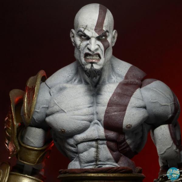 God of War 3 - Kratos Actionfigur: NECA