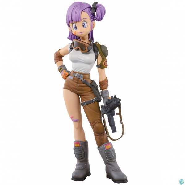 Dragonball Z - Bulma Figur - SCultures / Ending Color Version: Banpresto