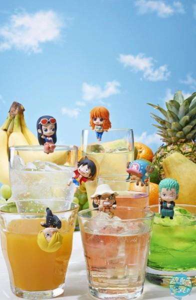 One Piece Lysop MegaHouse Ochatomo Serie Teatime of Pirates 3,5 cm