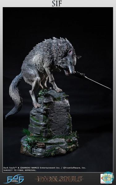 Dark Souls - Sif Statue [BESCHÄDIGTE VERP.]: First 4 Figures
