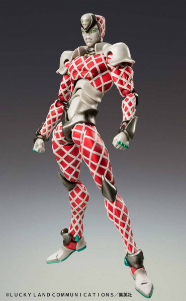JoJo's Bizarre Adventure - Chozokado (KC) Actionfigur: Medicos Entertainment