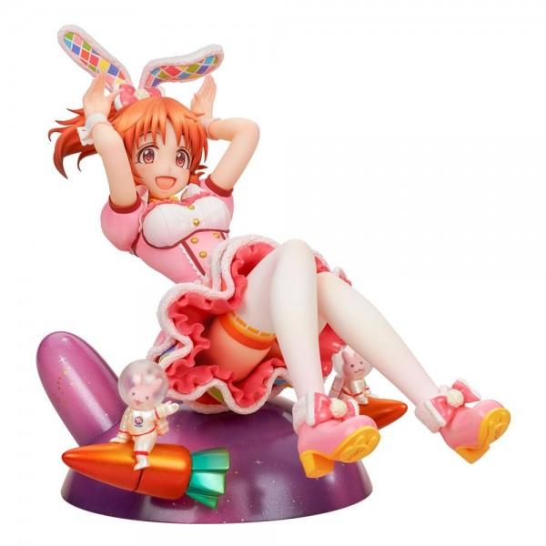 The Idolmaster Cinderella Girls- Abe Nana Statue / Pripriusamine Version: Broccoli