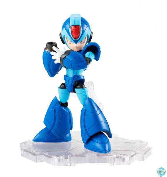 Mega Man X - Rockman X Actionfigur - NXEDGE STYLE: Bandai