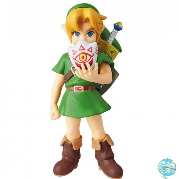 The Legend of Zelda Majora's Mask 3D - Link Minifigur / UDF: Medicom