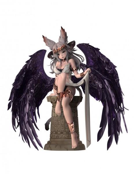 Original Character - Gakuin Statue / Sharurunowa (Charles Noix): Fots Japan