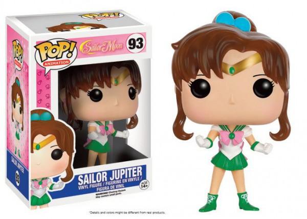 Sailor Moon - Sailor Jupiter Figur - POP: Funko