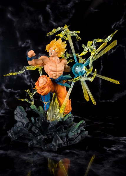 Dragon Ball Z - SSJ Son Goku / FiguartsZERO - Web EX: Tamashii Nations