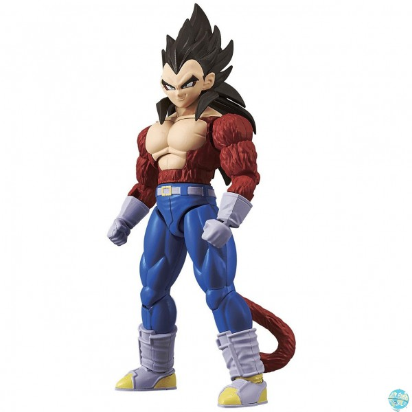 Dragonball Z - Super Saiyan 4 Vegeta Model Kit - Figure-rise Standard Plastic Model Kit: Bandai
