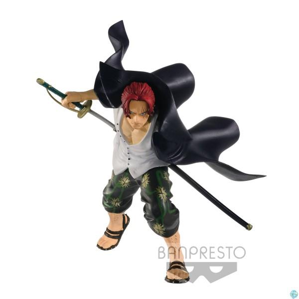 One Piece - Shanks Figur - Swordsmen Vol. 2: Banpresto