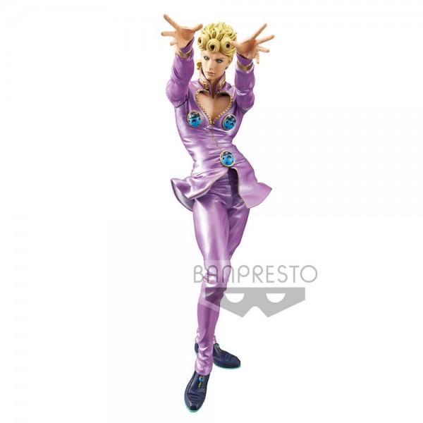 Jojo's Bizarre Adventure Golden Wind - Giorno Giovanna Figur: Banpresto
