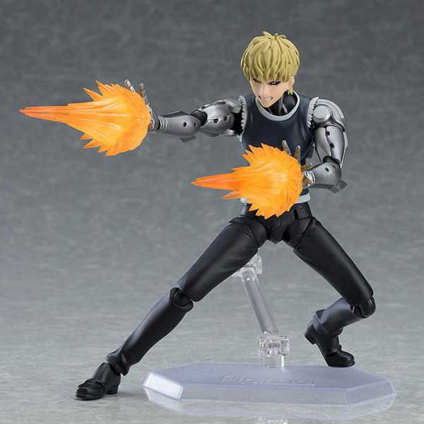 One Punch Man - Genos Figma: Max Factory
