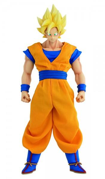 Dragonball Z - SSJ Son Goku Statue - D.O.D.: MegaHouse