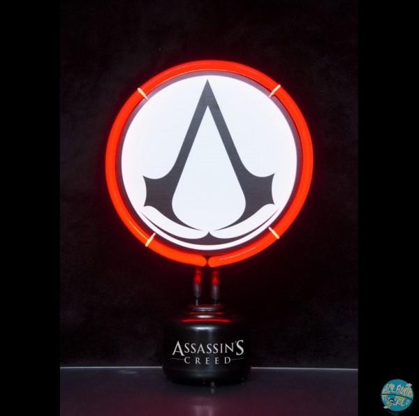 Assassin's Creed - Neon-Leuchte Logo