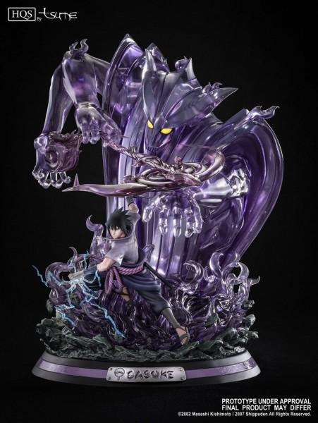 Naruto Shippuden - Sasuke Uchia Statue / Summon of Susanoo: Tsume