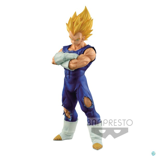 Dragonball Z - SSJ Vegeta Figur - Grandista Resolution of Soldiers: Banpresto