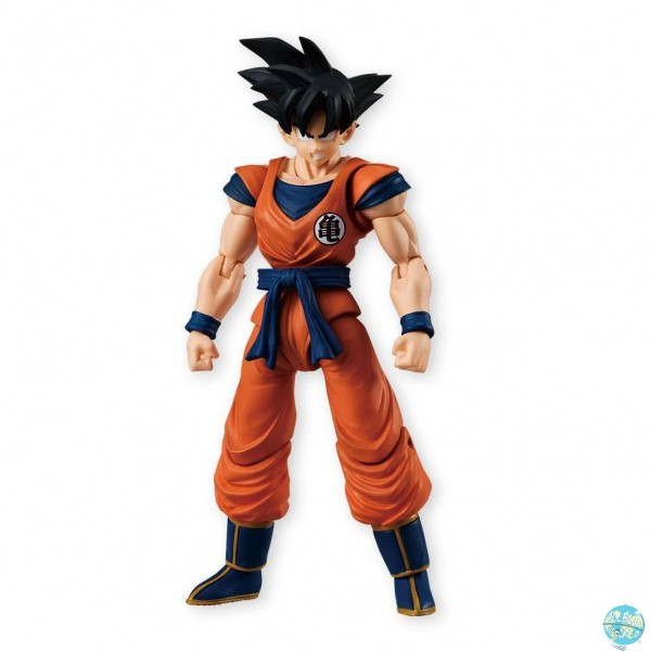 Dragonball Z - Son Goku Actionfigur - SHODO: Bandai