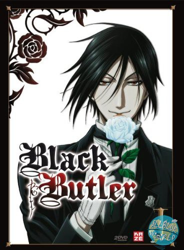 Black Butler – Box 1 Ep.1-7 DVD: Kaze