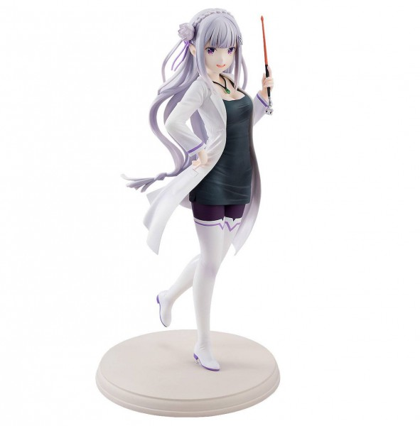 Re:Zero - Starting Life in Another World - Emilia Statue / High School Teacher Version: Kadokawa