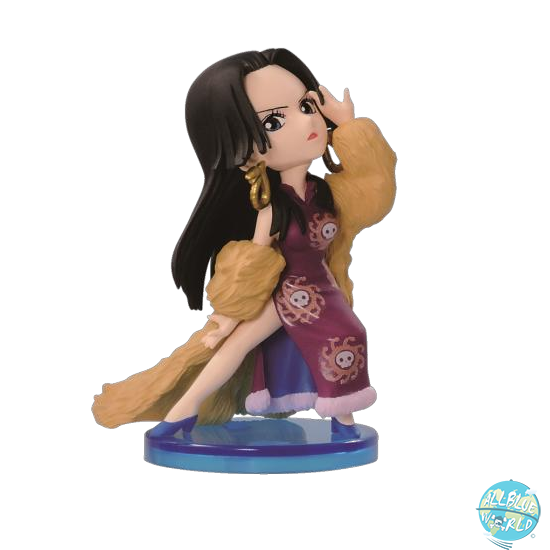 One Piece Boa Hancock Banpresto World Collectible Figure (WCF) Vol.1 6cm