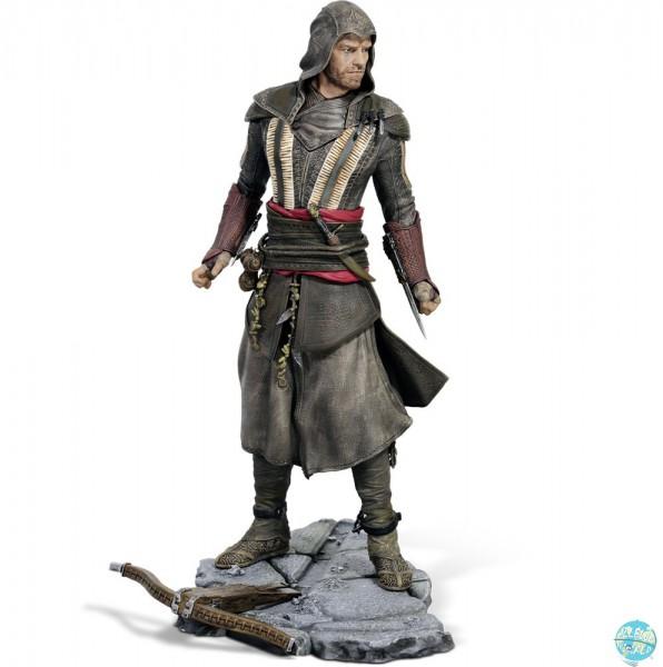 Assassin's Creed - Aguilar (Michael Fassbender) Sattue: Ubisoft