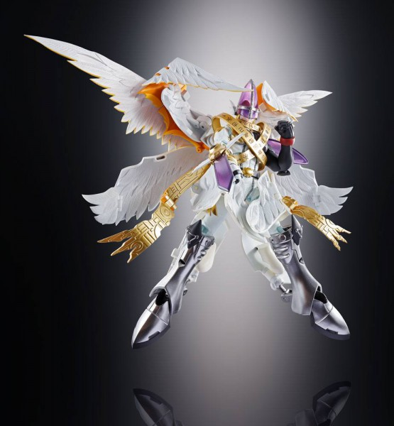 Digimon Adventure - Magna Angemon Actionfigur / Digivolving: Tamashii Nations