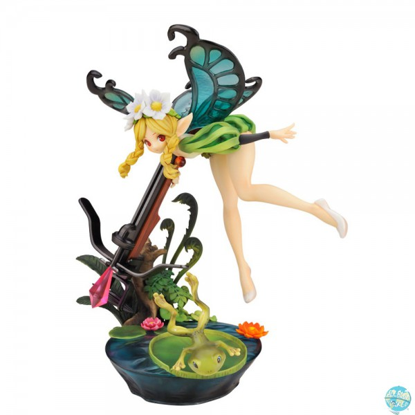 Odin Sphere - Mercedes Statue: Alter