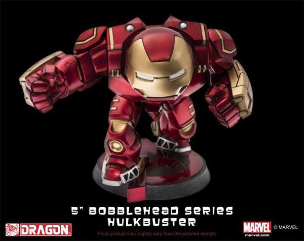Avengers AOU - Hulkbuster Wackelkopf: Dragon Models