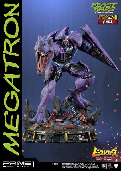 Transformers Beast Wars - Megatron Statue: Prime 1 Studio