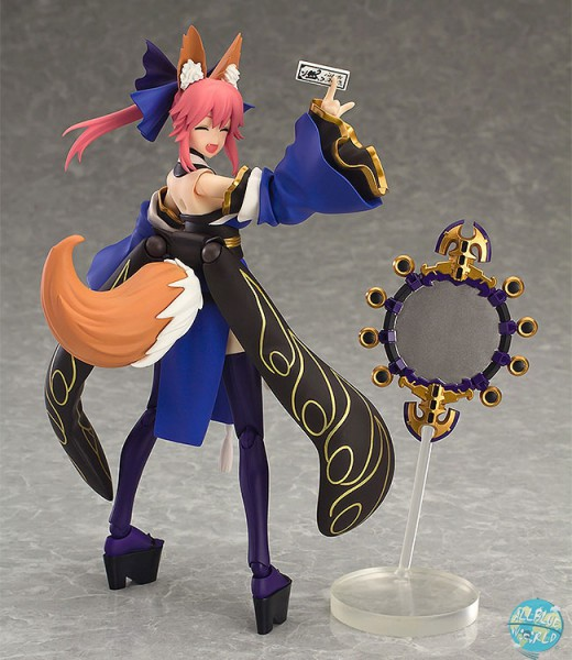 Fate/Extra - Caster Actionfigur - Figma: Max Factory