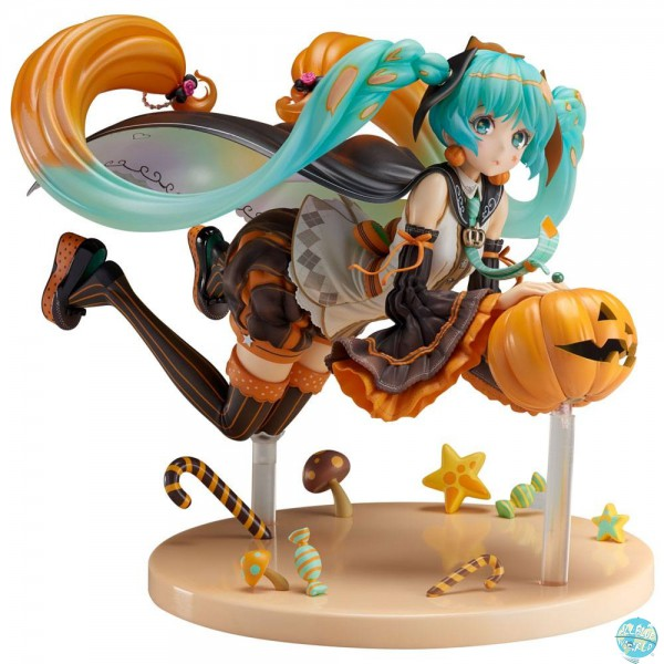 Vocaloid - Hatsune Miku Statue - Trick or Miku Version: Union Creative