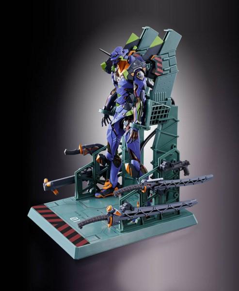 Neon Genesis Evangelion - EVA-01 Test Type 22 Actionfigur / Metal Build Diecast: Tamashii Nations