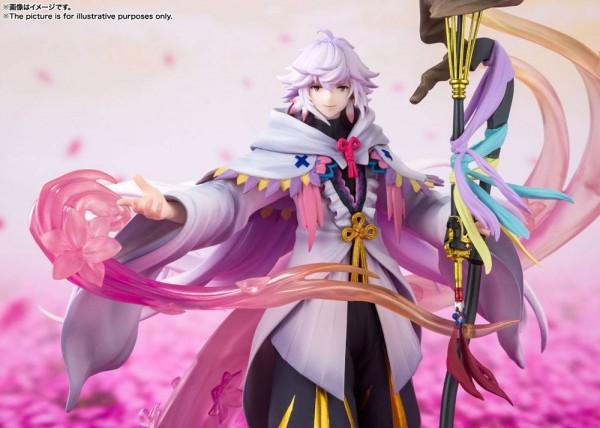 Fate/Grand Order - Absolute Demonic Front: Babylonia - Merlin Figur / FiguartsZERO: Tamashii Nation