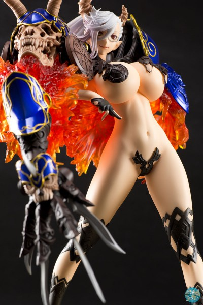Seven Deadly Sins - Belial Statue: Orchid Seed