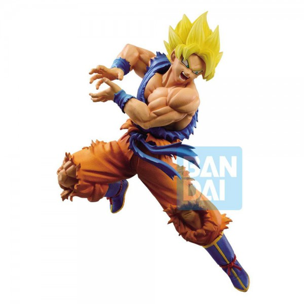 Dragonball Super - SSJ Son Goku Figur / Z-Battle: Banpresto