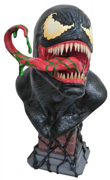 Legendary Comics Marvel - Venom Büste [Beschädigte Verpackung]: Diamond Select