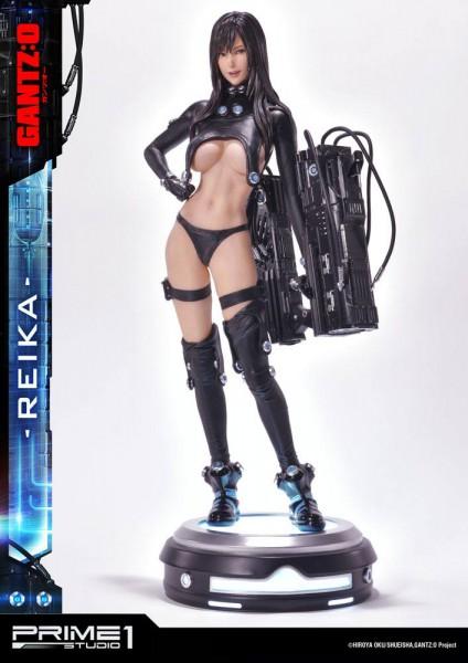Gantz:O - Reika Statue - Black Edition: Prime 1 Studio
