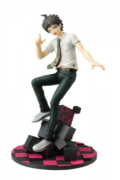Super Danganronpa 2 - Hajime Hinata Statue - ARTFX J: Kotobukiya