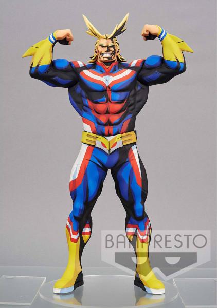 My Hero Academia - All Might Figur / Grandista - Manga Dimension: Banpresto