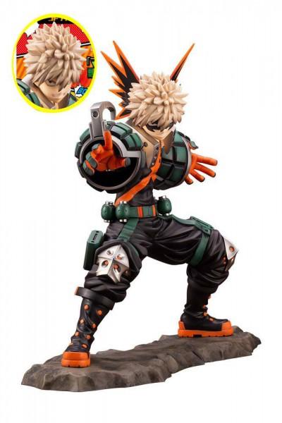My Hero Academia - Katsuki Bakugo Statue / ARTFXJ - Exclusive Version: Kotobukiya