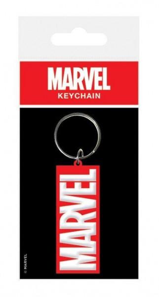 Marvel Comics - Schlüsselanhänger Marvel Logo: Pyramid