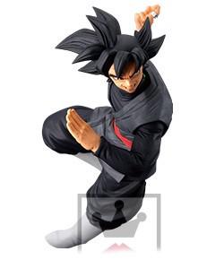 Dragonball Z - Goku Black Figur / FES: Banpresto