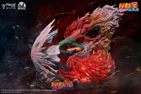 Naruto - Maito Guy vs Madara Uchiha Statue: Infinity Studio
