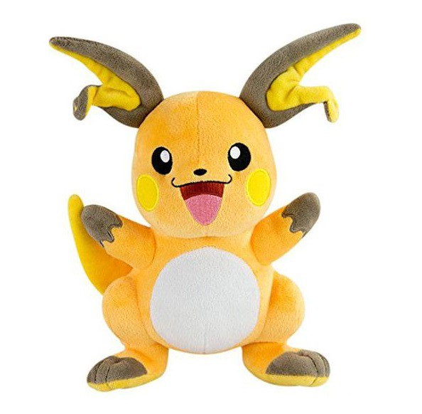 Pokemon Legacy - Raichu Plüschie: Tomy