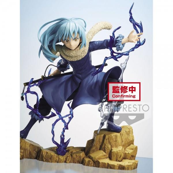 That Time I Got Reincarnated as a Slime - Rimuru Tempest Figur / Espresto Version II: Banpresto