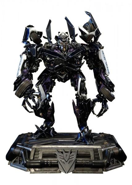 Transformers - Barricade Statue: Prime 1 Studio